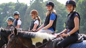 vacanze studio summer camps camp equitazione inglese Viva International