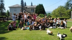 vacanze studio summer camps camp equitazione Irlanda inglese Viva International