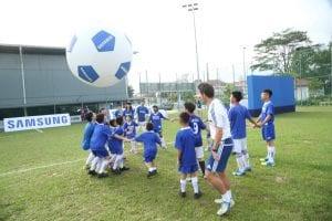 summer camp calcio chelsea inghilterra Viva International 7