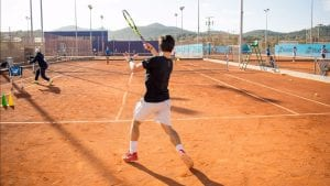 Rafa Nadal Academy summer camp tennis VIVA International