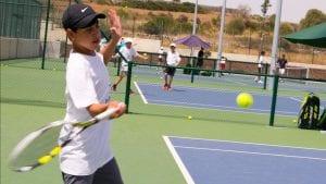 Rafa Nadal Academy summer camp tennis VIVA International