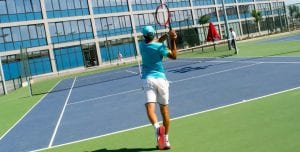 Rafa Nadal summer camp tennis vacanze studio Viva International