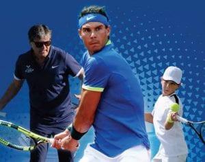 rafa nadal tennis academy summer camp tennis Viva International