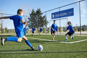 summer camp calcio chelsea inghilterra Viva International 3