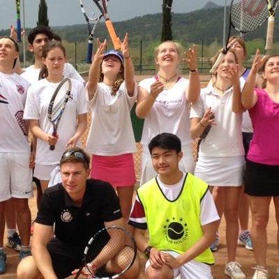 summer camp tennis inghilterra vacanze studio inglese VIVA International 1