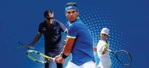 Teaser scheda prodotto Rafa Nadal summer camp tennis vacanze studio
