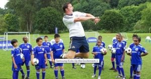 summer camp calcio chelsea inghilterra Viva International 15
