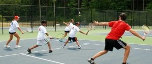 summer camp tennis inghilterra vacanze studio inglese VIVA International 9