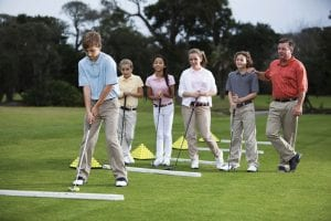 summer camp golf roedean school inghilterra VIVA International 2