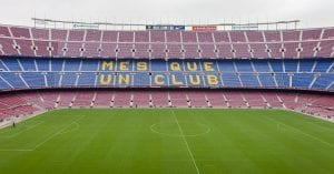 scuola-calcio-camp nou stadio Barcellona FC VIVA International summer camps