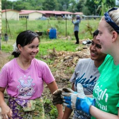 volontari malesia borneo vacanze studio 2018 volontariato
