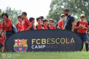 scuola calcio vacanze studio 2018 summer camp barcellona scuola calcio VIVA International