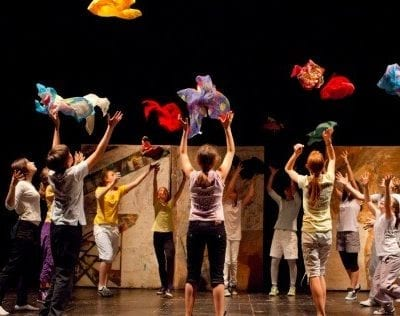 vacanza studio oxford inghilterra performing art academy summer camp recitazione viva international