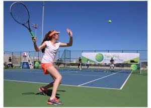 Rafa Nadal Academy summer camp tennis VIVA International 1