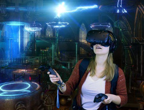 Campi estivi Italia: VAIA rivoluziona il concetto di English Camp con l'inserimento della Virtual Reality .