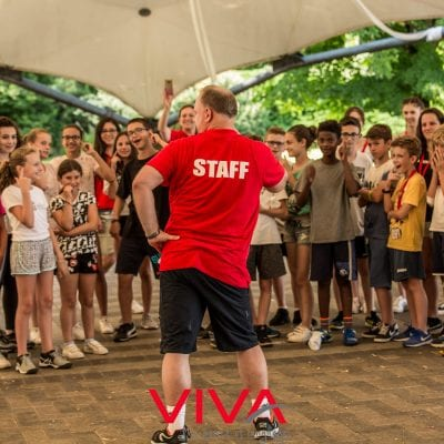 summer camp day VIVA