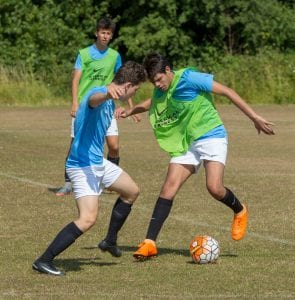football camp nike calcio estate 2020
