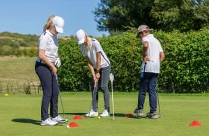 nike golf summer camp estate 2020