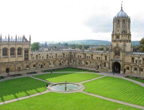 In vacanza studio nella magica Oxford