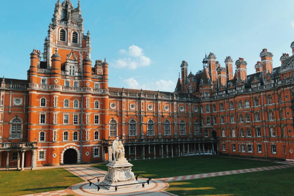 londra Royal Holloway University