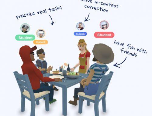 Corsi d'inglese per la scuola: si può imparare con la Realtà Virtuale?
