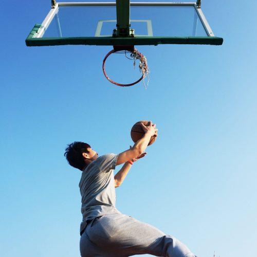 summer camp basket